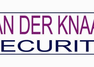 Van der Knaap security